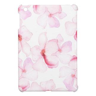 Pink bay-tree iPad mini cases
