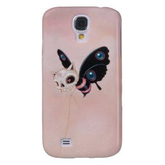Pink Bee iPhone3 Samsung Galaxy S4 Case