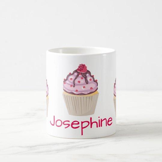 Pink Berry Cupcakes Coffee Mug