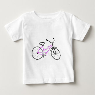 Pink Bicycle Tshirt