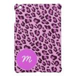 Pink, Black and Purple Leopard Skin