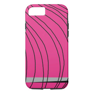 Pink Black Artsy Girly Urban Trendy CricketDiane iPhone 7 Case