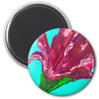 Pink Bloom Magnet