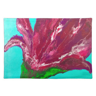 Pink Bloom Placemat