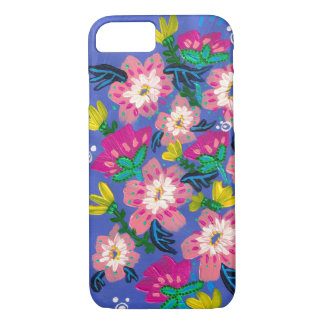 Pink Blooms Barely There Phone Case