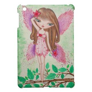 """Pink Blossom"" Fairy Case For The iPad Mini"