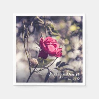 Pink Blossom | Napkins Disposable Napkins
