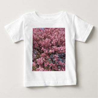 Pink blossoms baby T-Shirt