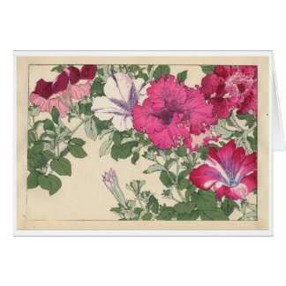 Pink Blossoms Card