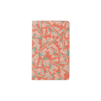 Pink Blossoms Decorative Designer Modern Journal