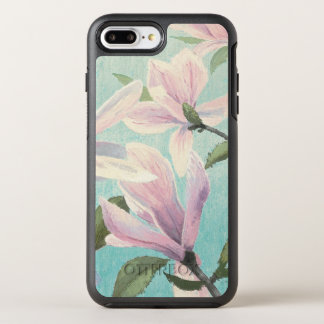Pink Blossoms from the South OtterBox Symmetry iPhone 8 Plus/7 Plus Case