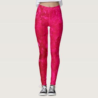 Pink Blossoms Leggings