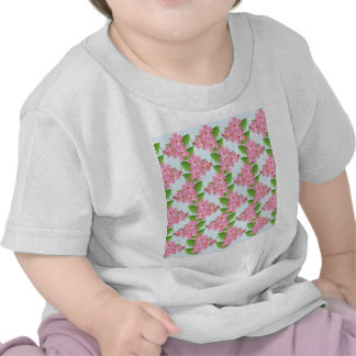 Pink Blossoms Tee Shirt