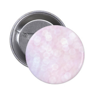 Pink bokeh 6 cm round badge