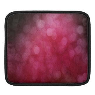 pink bokeh  lap top sleeve iPad sleeves