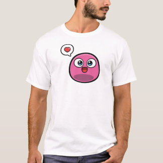 Pink Boo Men T-Shirt