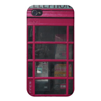 pink booth 4 casing cover for iPhone 4