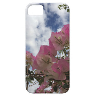 Pink bougainvillea iPhone 5 case