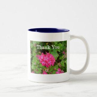 Pink Bouquet Coffee Mugs