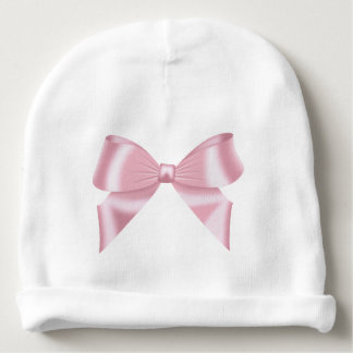 Pink Bow Collection Baby Beanie