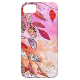 Pink Branch - The Branches collection iPhone 5 Cover