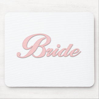 Pink Bride    Mouse Pads