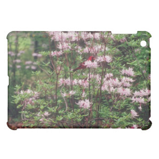 Pink Brookgreen Gardens flowers Cover For The iPad Mini