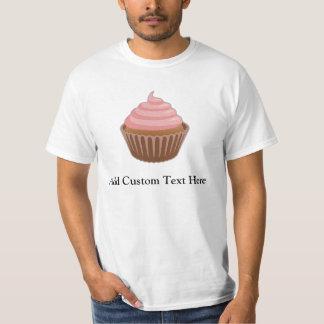 Pink/Brown Cupcake T-Shirt