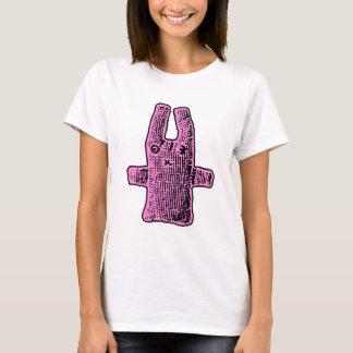 Pink Bunny Lady Tee! T-Shirt