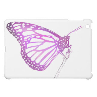 Pink Butterfly iPad Mini Covers