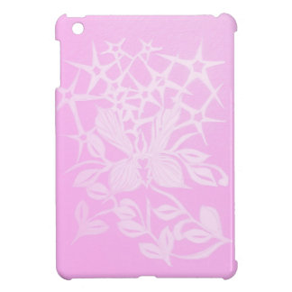 pink butterfly phone case iPad mini case