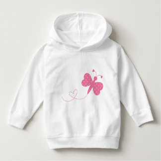 Pink Butterfly Valentines Day Tees