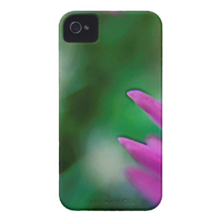 Pink Cactus Petals iPhone 4 Covers