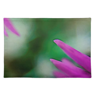 Pink Cactus Petals Placemat