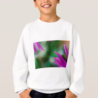 Pink Cactus Petals Sweatshirt