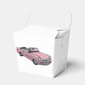 Pink Cadillac Favour Box