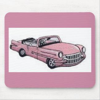 Pink Cadillac Mouse Pad