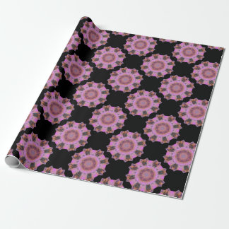 Pink Cadillac Wrapping Paper