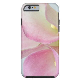 Pink Calla Lilies Tough iPhone 6 Case