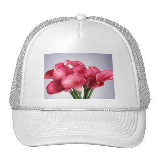 Pink Calla Lilies Trucker Hat