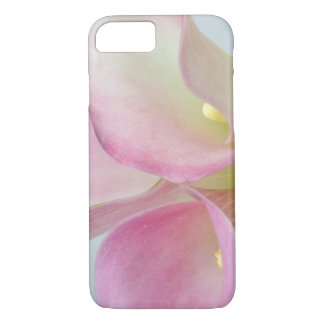 Pink Calla Lilies iPhone 7 Case