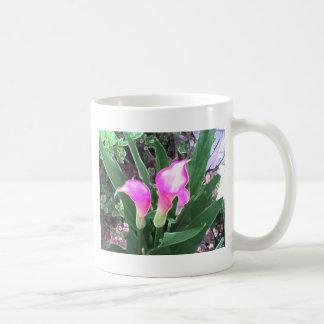 Pink Calla Lilies Mug