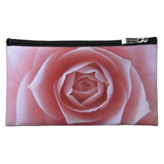 Pink Camellia Cosmetics Bags