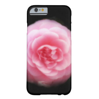 Pink Camellia Barely There iPhone 6 Case