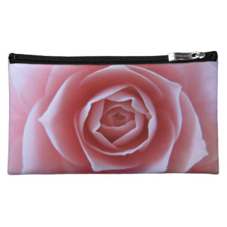 Pink Camellia Cosmetics Bags