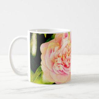 Pink Camellia Dream Mug