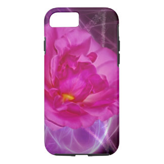 Pink Camellia flower iPhone 7 Case