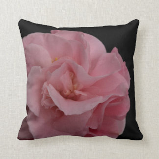 Pink Camellia Pillow Cushions