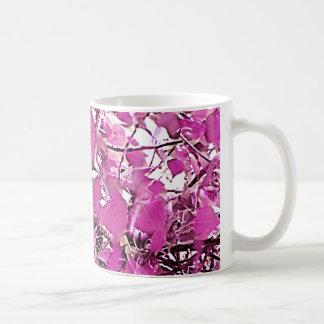 Pink Camo 3 Coffee Mugs