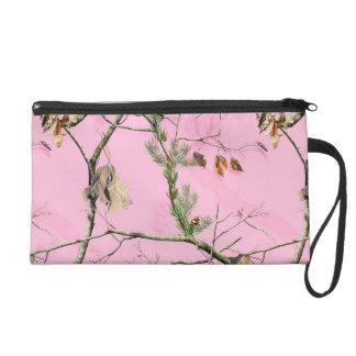 Pink Camo Camouflage Hunt Make Up Bag Tote Purse